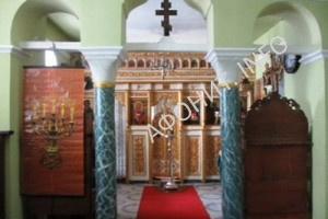 Иконописец-реставратор отец Ефрем (Владимир Макаров) на Афоне