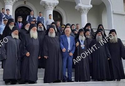 Священная Эпистасия Афона, 14 июня 2016