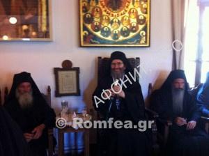 Священная Эпистасия Афона Иеромонах Кирион (Ольховик)