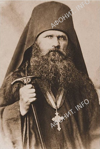 Игумен Андреевского скита на Афоне архимандрит Феодорит (Крестовиков)