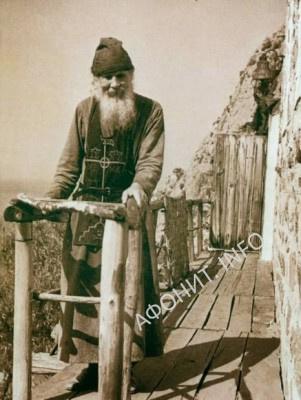 Старец Феодосий Карульский
