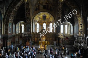 Фестиваль Академия православной музыки - афонский хор «фомадов» кельи святого Фомы Святой Горы Афон