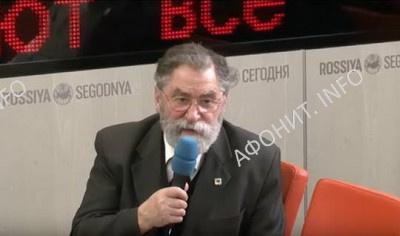 Презентация фильма «Русская лампада на Афоне»