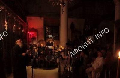 Почтили память регента афонского хора «Фомадов» иером. Фомы (Микраяннанита)