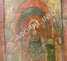 Галицкая икона Покрова Пресвятой Богородицы