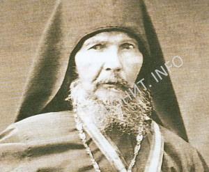 Афонский старец Гавриил (Чедаев)