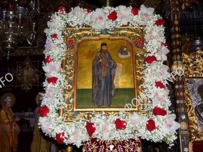 Преподобномученик Гедеон Каракальский
