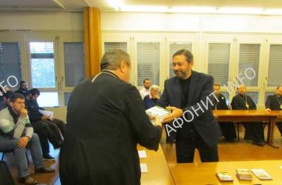 В Женеве состоялись мероприятия, посвященные 1000-летию древнерусского монашества на Афоне
