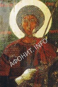 Зограф икона Георгия Победоносца
