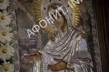 Чудотворный образ Пресвятой Богородицы Геронтисса