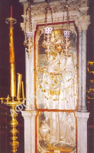 Чудотворный образ Пресвятой Богородицы «Герондиса» или «Старица», Афон