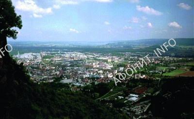 Город Зиген в Германии