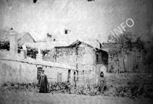 Грузинская обитель Иоанна Богослова на Афоне старец иеросхимонах Феодосий Эристави