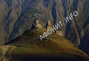 Православное монашество в Грузии Исихазм