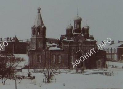 храм святителя Иннокентия Иркутского в Хабаровске