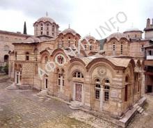 Монастырь Хиландар. Святая гора Афон