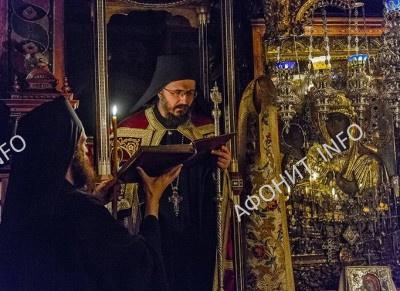 В Хиландарском монастыре на Афоне отметили 25-летие перехода на общежительный устав