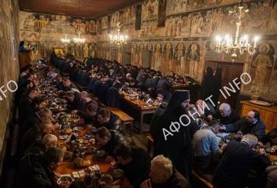 В Хиландарском монастыре на Афоне отметили панигир