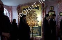 Собор святых русских государей на Афоне