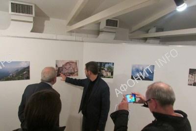 В Афинах открылась фотовыставка «Афон – путешествие сквозь века»