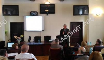 Профессор Ясского университета Леонте Иванов