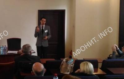 Раду Луциан – представитель православного издательства «Doxologia»