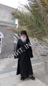 Старец Иеремия (Алехин) Афонский игумен Пантелеимонова монастыря на Афоне