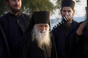 Игумен Иеремия (Алехин) Русский на Афоне Свято-Пантелеимонов монастырь
