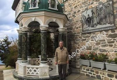 Новые сведения об афонском старце-игумене о. Андрее (Веревкине) удалось собрать благодаря его родственнику Ю.В. Зернышко