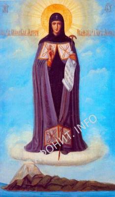 Икона Божией Матери Игумения Святой Горы Афон
