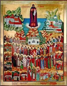 Собор Святых Русских Афонитов