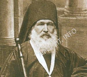 Афонский старец иеромонах Иларий (Сапожников)