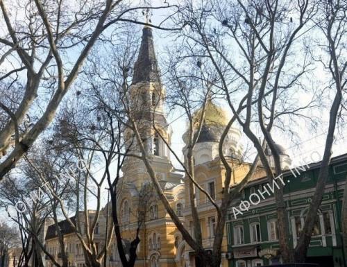 Одесский Свято-Ильинский мужской монастырь