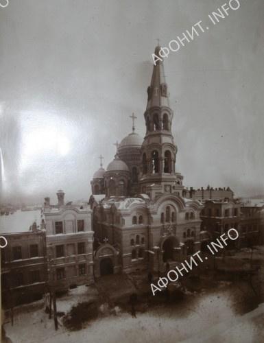 Подворье афонского Свято-Ильинского скита в Одессе