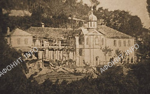Иоанно-Богословская келлия, начало XX века
