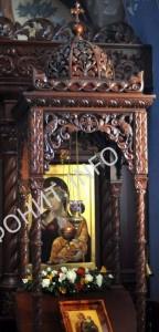 женский монастырь в честь афонской иконы Божией Матери «Отрада (Утешение)» в с. Великая Ольшанка