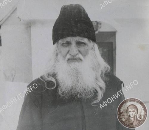 Последователь прп. Силуана Афонского – прп. Иов (Кундря)