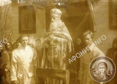 Архимандрит Иов (Кундря) Угольский