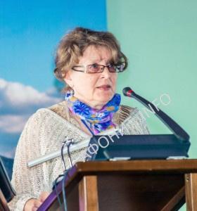 Исаченко Татьяна Александровна (Москва, Россия), доктор филологических наук, ведущий научный сотрудник Российской государственной библиотеки