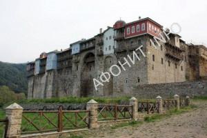 Иверский монастырь на Афоне ( Иверон )