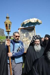 Иверская икона на Афоне