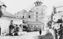 Ивирон Иверский монастырь на Афоне
