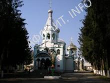 Изский Свято-Николаевский мужской монастырь Иза