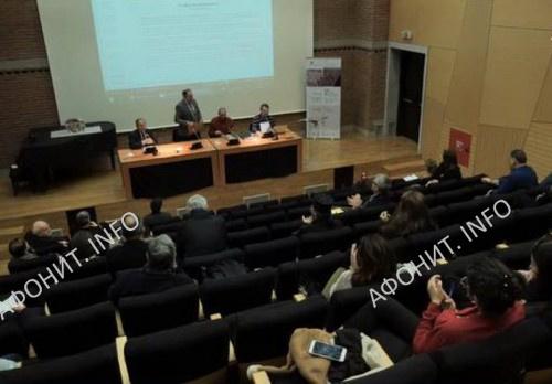 КЕДАК провел презентацию о внедрении на Афоне возобновляемых источников энергии
