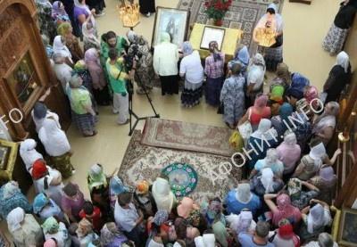 Торжества  в Чернигове