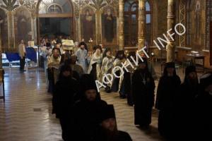 чин Погребения Богородицы