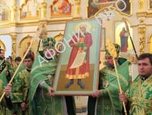 Икона св. прав. Петра Калнышевского