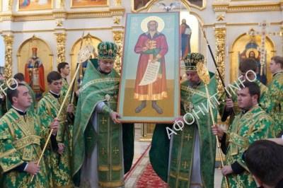 Канонизация святого праведного Петра Калнышевского