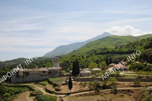 Монастырь Каракалл