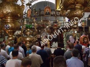 Подворье Афонского Свято-Пантелеимонова монастыря в Киеве